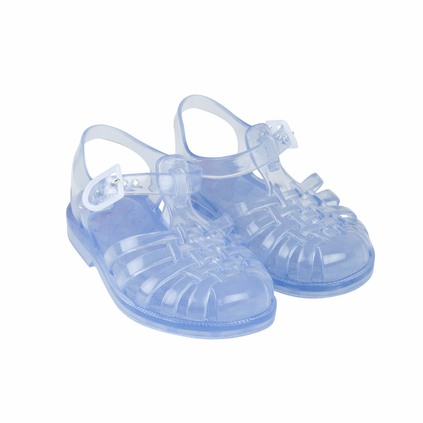 jelly sandals