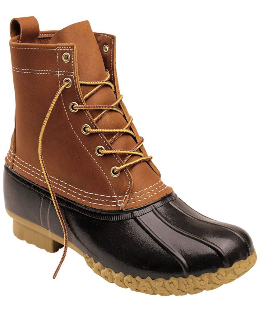 mens duck boots
